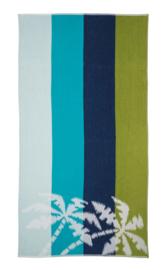 Arkhipelagos strandlaken  Tropical Tree kleur multi 100x200 cm