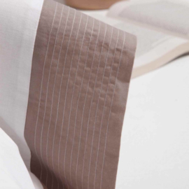 Damai dekbedovertrek Stillness katoen percal  lits-jum 240x200-220 cm
