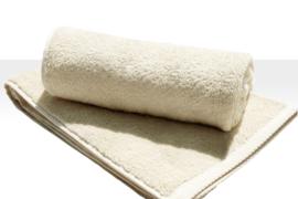 A&R strandlaken badstof 100x210 cm ivory badstof