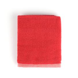 Keukendoek (handdoek) Bunzlau Castle solid rood