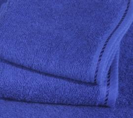 Strandlaken A&R 100x180 cm true blue badstof