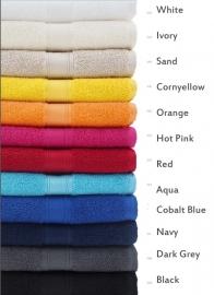 Washandjes Jorzolino verschillende kleuren 16x21 cm