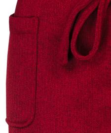 Dames fleece badjas met sjaalkraag Tenderness  Jaquard maat S t/m XXL