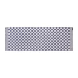 Tafelloper pompdoek  ruit groen, rood, blauw of zwart DDDDD
