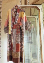 Kimono Bassetti Ebano V9 maat S/M en L/XL