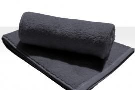 Saunalaken A&R 100x180 cm graphite badstof