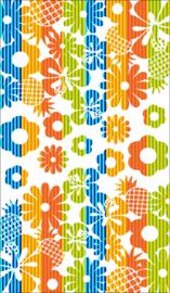 Strandlaken  Arkhipelagos Flower Power  kleur multi 100x180 cm