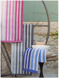 Saunalaken Lasa pure stripes 85x200 cm meerdere kleuren