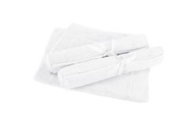 A&R badmat 50x80 cm kleur wit