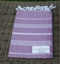 A&R Hamam doek original Beach Purple 100x180 cm