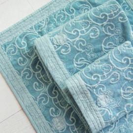 Arte Pura handdoeken Nacchere 60x100 cm set van 2 stuks leverbaar in meerdere kleuren