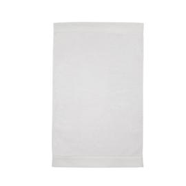 Kinderbadjas Seahorse pure velours badstof  kleur wit 122  t/m 164