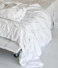 Arte Pura sprei/plaid Atollo linnen 270x270 cm diverse kleuren leverbaar
