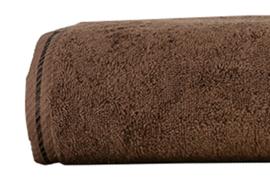 A&R saunalaken 100x210 cm  chocolate brown badstof