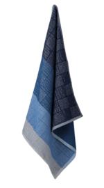 Keukendoek (handdoek) Elias Mesh blauw
