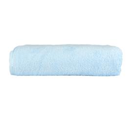 A&R strandlaken badstof 100x210 cm light blue badstof
