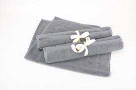 A&R badmat 50x80 cm kleur antracietgrijs