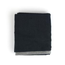 Keukendoek (handdoek) Bunzlau Castle solid zwart