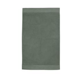 Kinderbadjas Seahorse pure velours badstof  kleur laurel (groen) 122  t/m 164