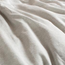 Cinderella Shaker 100% linnen kleur grey melange