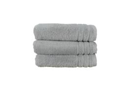 A&R douchelaken organic 70x140 cm kleur grey