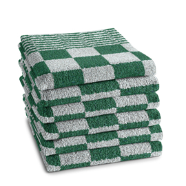 DDDDD keukendoek Bargeque green