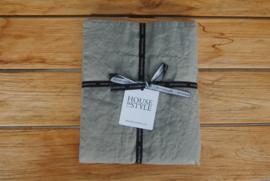 Kussenslopen House in Style St Remy stonewashed linnen meerdere kleuren beschikbaar