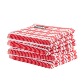 Vaatdoek DDDDD classic clean classic red