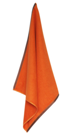 Keukendoek (handdoek) Elias Urban orange