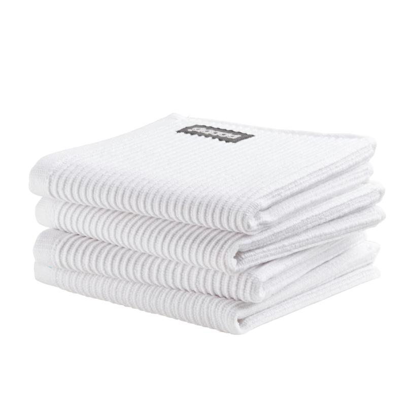 Vaatdoek DDDDD basic clean neutral white