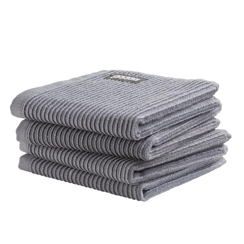 Vaatdoek DDDDD basic clean neutral  grey