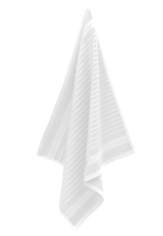 Keukendoek (handdoek) Elias Solid wit