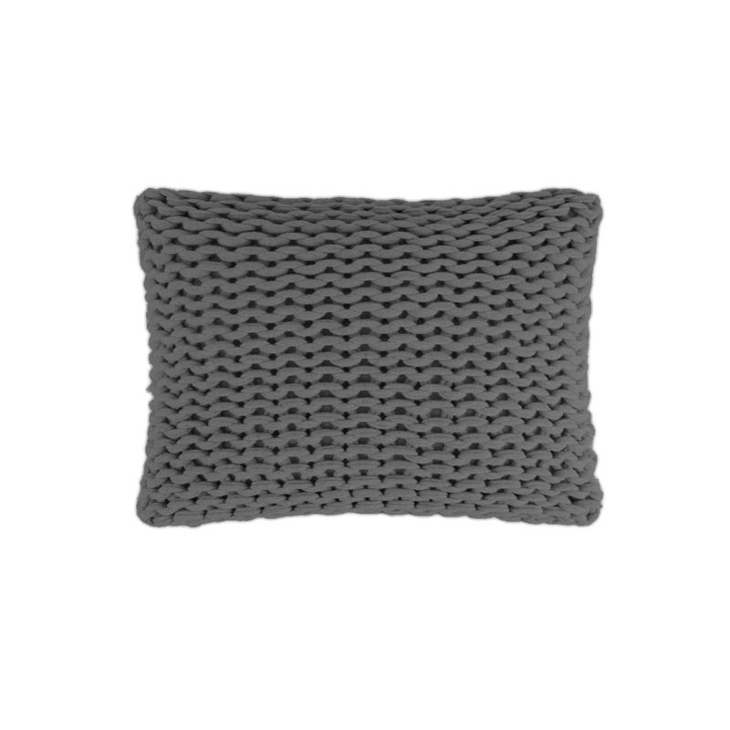 House in Style kussen Birmingham 40x60 cm kleur grey