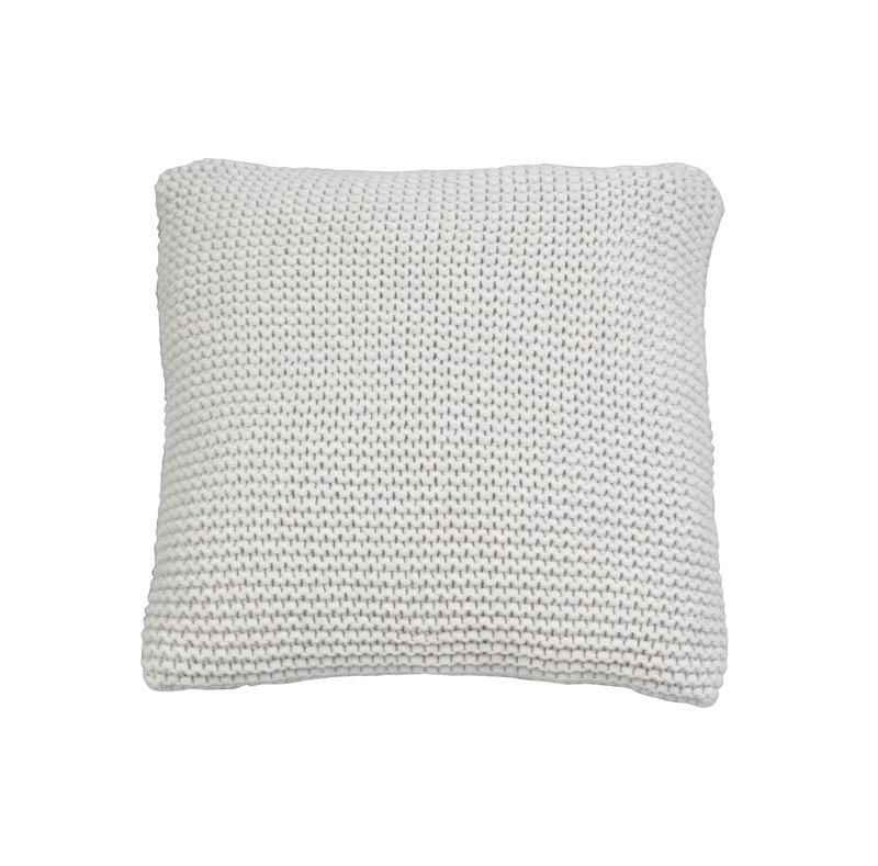 Kussen House in Style Devon kleur pebble 50x50 cm 80% wol 20% polyester