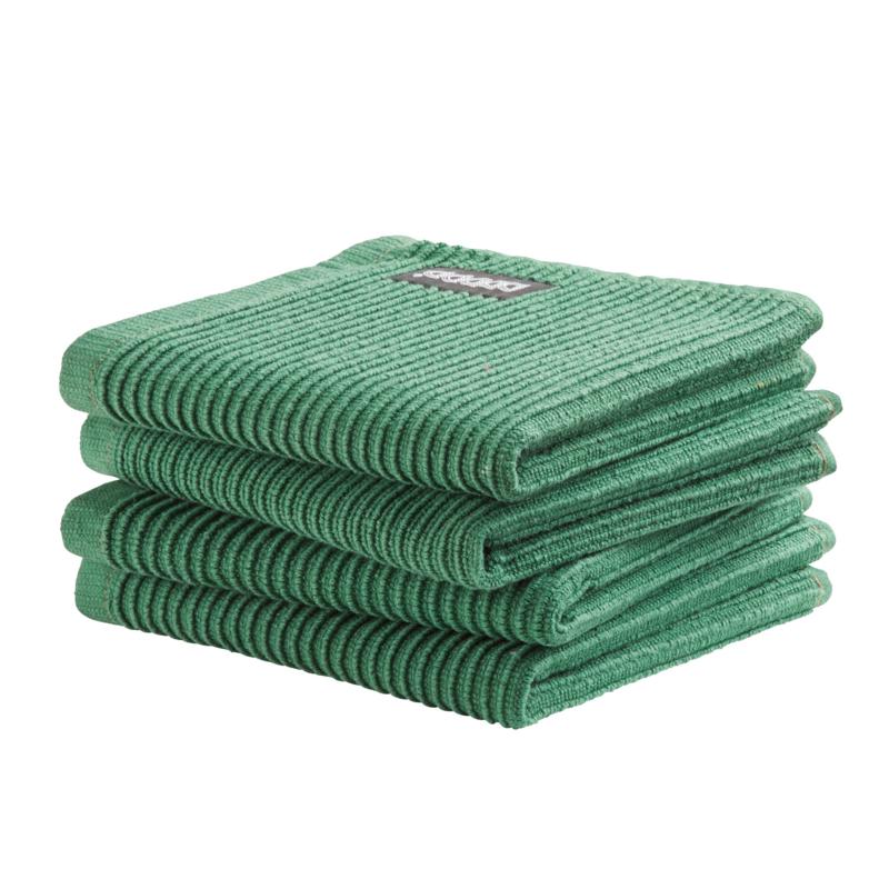 Vaatdoek DDDDD basic clean classic green