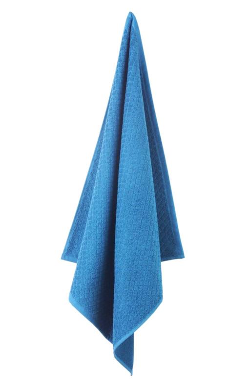 Keukendoek (handdoek) Elias Solid blauw
