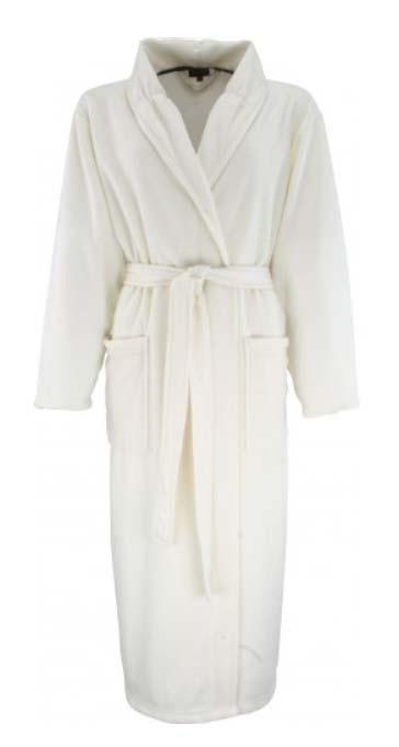 Dames badjas Medaillon snow white maat  XL
