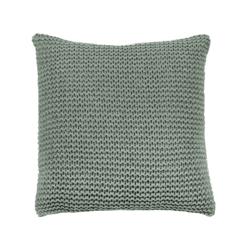 Kussen House in Style Devon kleur moss 50x50 cm 80% wol 20% polyester