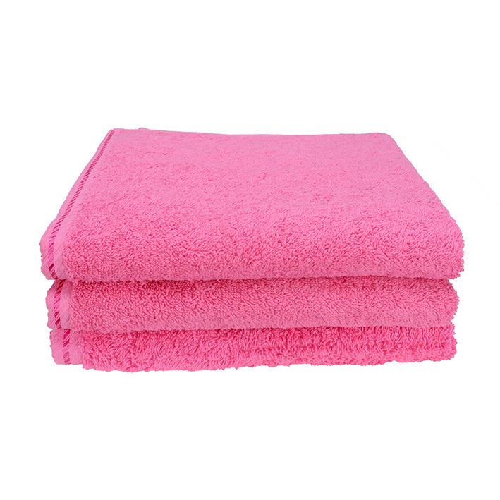 Douchelaken A&R 70x140 cm pink