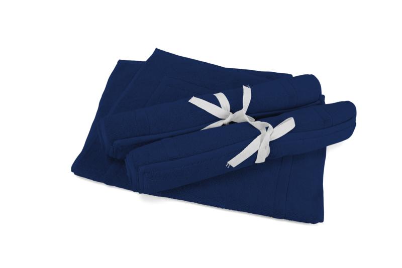 A&R badmat 50x80 cm kleur french navy