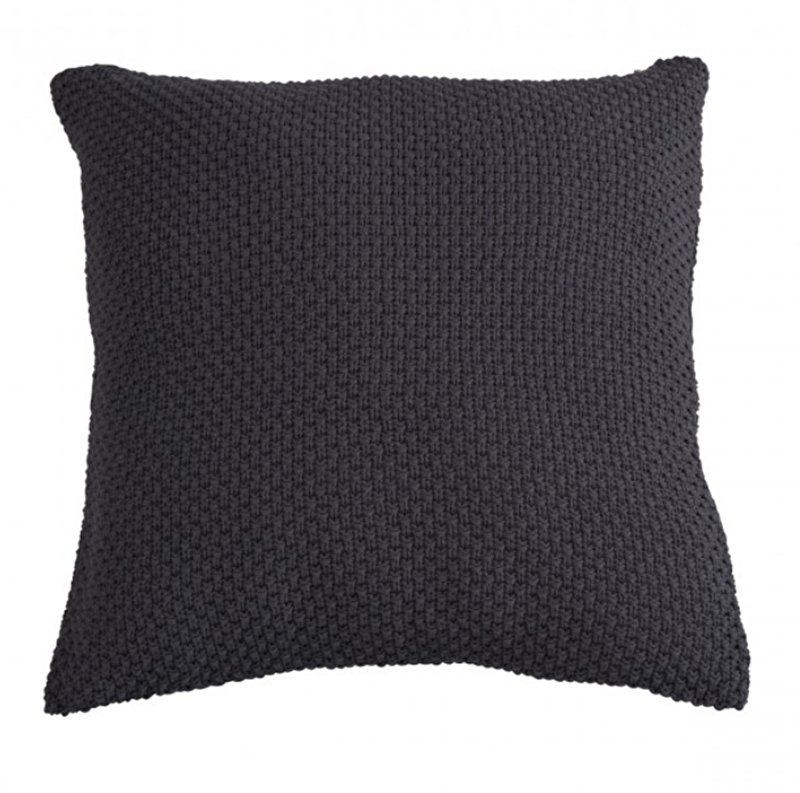 House in Style kussenhoes Mara off black  50x50 cm