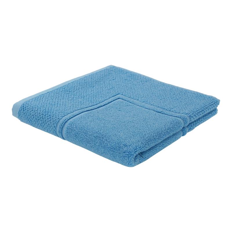 Elias badmat Fresh 50x70 cm kleur ocean blue