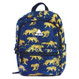 Littlelegends Tiger blauw backpack L