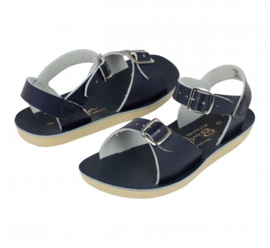 Salt Water Sandals  Surfer Child Navy