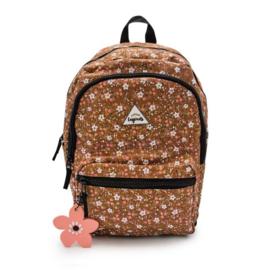 Little Legends vintage flower backpack L