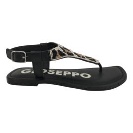 Gioseppo Newfane leopard sandaal