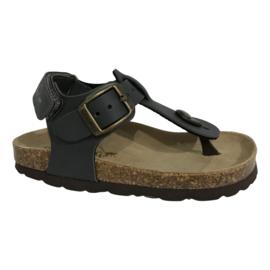 Kipling sandaal JUAN 3A dark grey