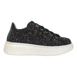 SHO.E.B.76 1704B5 meisjes glitter sneaker