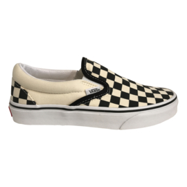 Vans UA Classic Slip-On checkerbord instapper