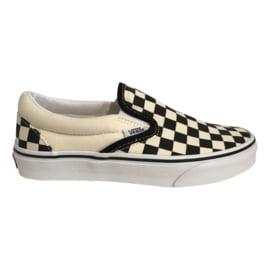 Vans UA Classic Slip-On checkerbord instapper